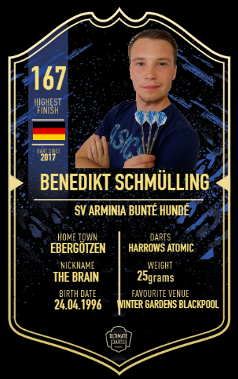 Player Card Bene