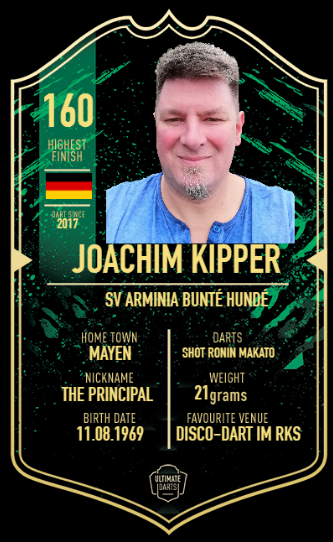 Player Card Joachim