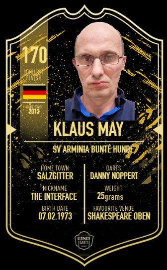 Player Card Klaus
