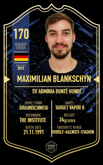 Player Card Max2